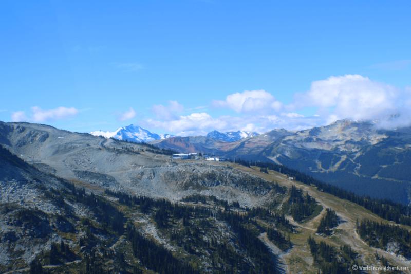 Blackcomb Aviation Helicopter ride Whistler British Columbia Garibaldi Provincial Park Romantic Activity Luxury Canada Tourism