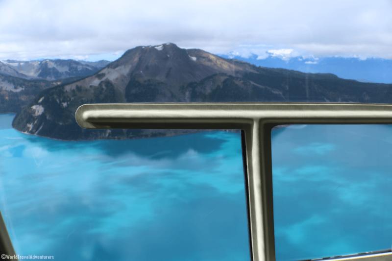 Blackcomb Aviation Helicopter ride Whistler British Columbia Garibaldi Provincial Park Romantic Activity Luxury Canada Tourism Glaciers