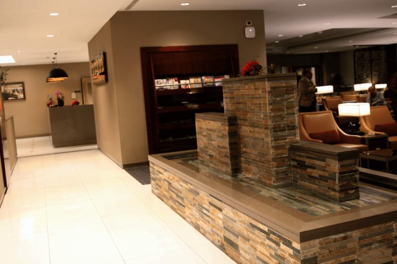 Emirates First Class Business Class Lounge Milan World Travel Adventurers Milan Malpensa Airport