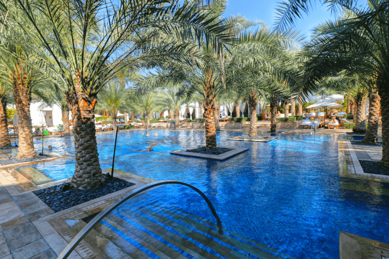 ParkHyattDubaiPool, ParkHyattDubai, World Travel Adventurers, WorldTravelAdventurers, Luxury, Luxury travel, luxury resort, hotel review, Park Hyatt, Dubai, romantic getaway, dream vacation, lobby
