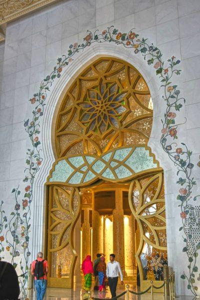 Sheikh Zayed Grand Mosque, Abu Dhabi, United Arab Emirates, UAE, architecture, art, world travel adventurers, WorldTravelAdventurers, luxury travel, luxury, prayer hall, arch