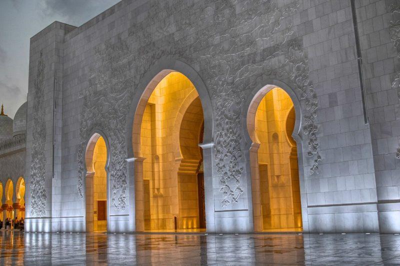 Sheikh Zayed Grand Mosque, Abu Dhabi, United Arab Emirates, UAE, architecture, art, world travel adventurers, WorldTravelAdventurers, luxury travel, luxury, prayer hall, arcades, arches