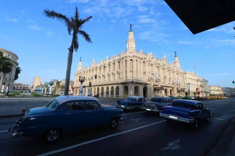 Cuba Old Havana luxury travel world travel adventurers classic cars architecture tourism