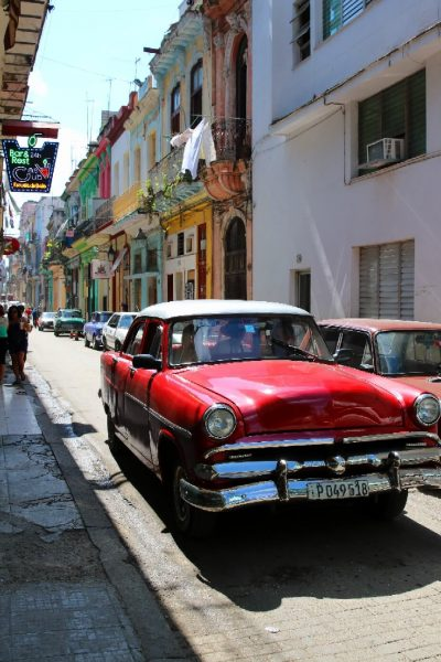 Cuba Old Havana luxury travel world travel adventurers classic cars architecture tourism