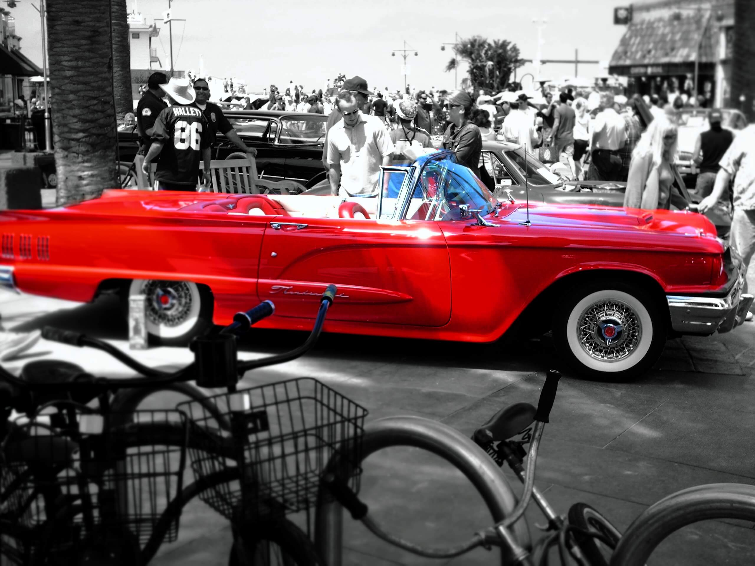 Redondo Beach California Los Angeles Classic Car Show
