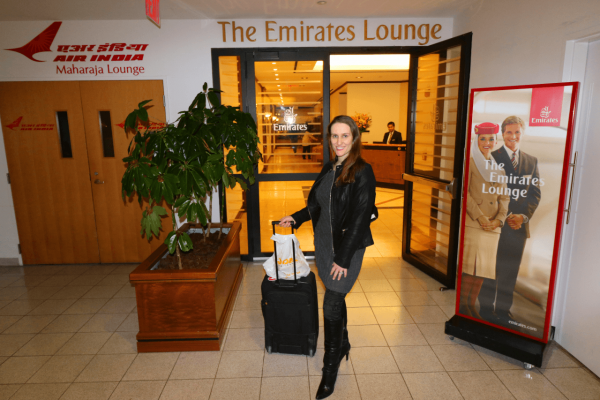 Emirates Lounge JFK New York City Travel Like A Millionaire Luxury Travel Emirates Airlines