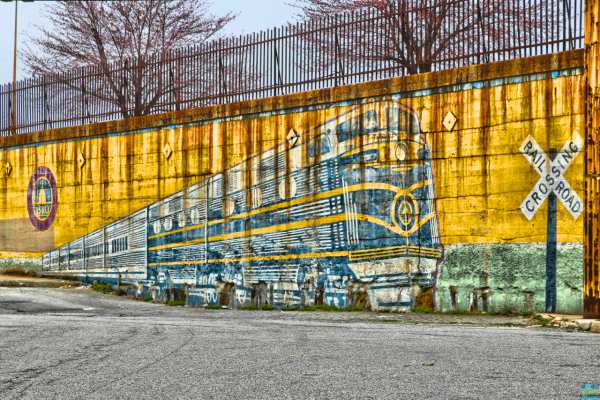 B&O Railroad Museum Baltimore Maryland Tourism World Travel Adventurers Worldtraveladventurers