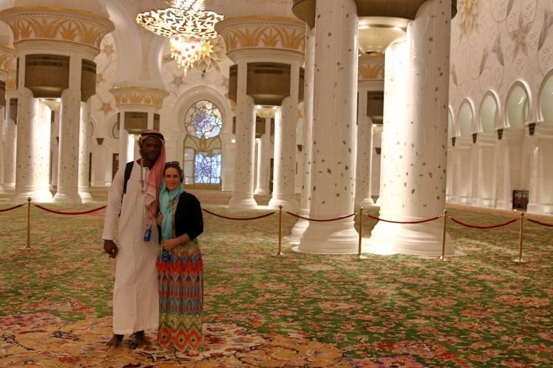 Sheikh Zayed Grand Mosque Facts Amp Tips To Visit Abu