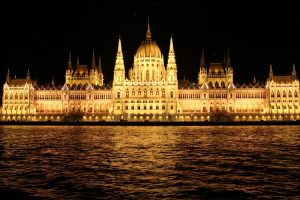 Budapest Hungary Hungarian Parliament water tour Danube river cruise luxury travel world travel adventures