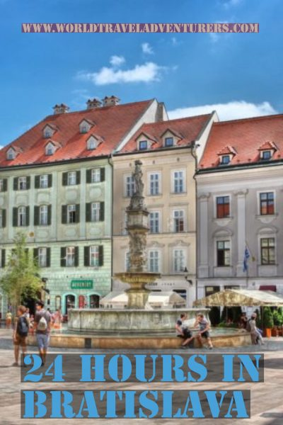 Bratislava Slovakia European Trip World Travel Adventurers