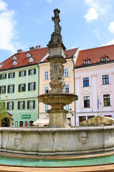 24 hours in Bratislava, How to spend a day in Bratislava, What to see in Bratislava, Highlights of Bratislava