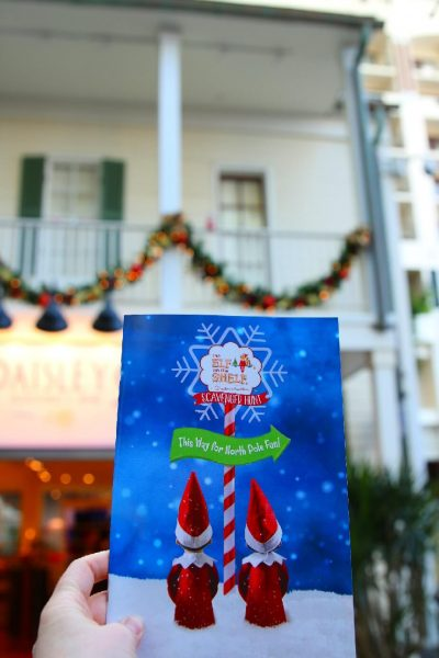 Gaylord National Christmas on the Potomac National harbor luxury resort DC holiday attraction family photo world travel adventurers Scavenger hunt Elf on Shelf