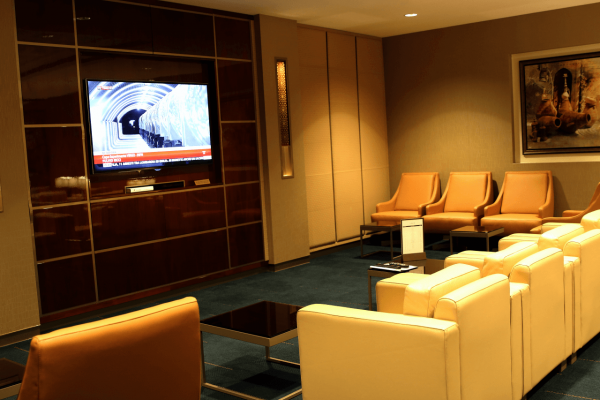 Emirates First Class Business Class Lounge Milan Malpensa World Travel Adventurers Milan Malpensa Airport
