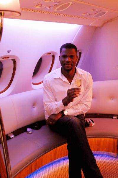 Emirates First Class Trip Report New York City To Milan Luxury Travel World Travel Adventurers Travel Like Millionaires