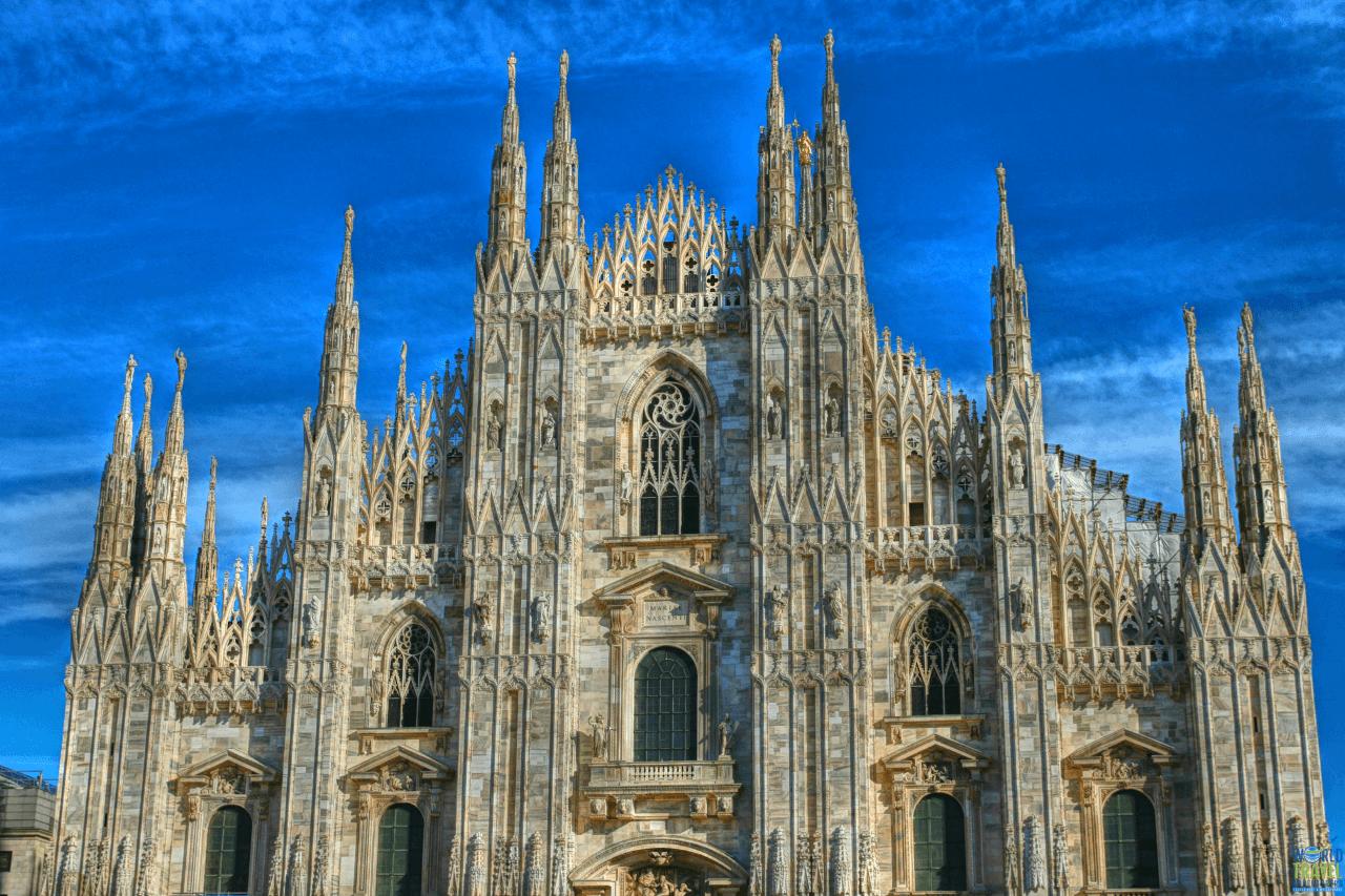 Things to do in Milan Duomo Di Milano Santa Maria Della Grazie The Last Super Milan Italy Tourism World Travel Adventurers