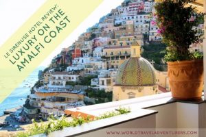 Amalfi Coast resort Le Sirenuse: Best boutique hotel Positano