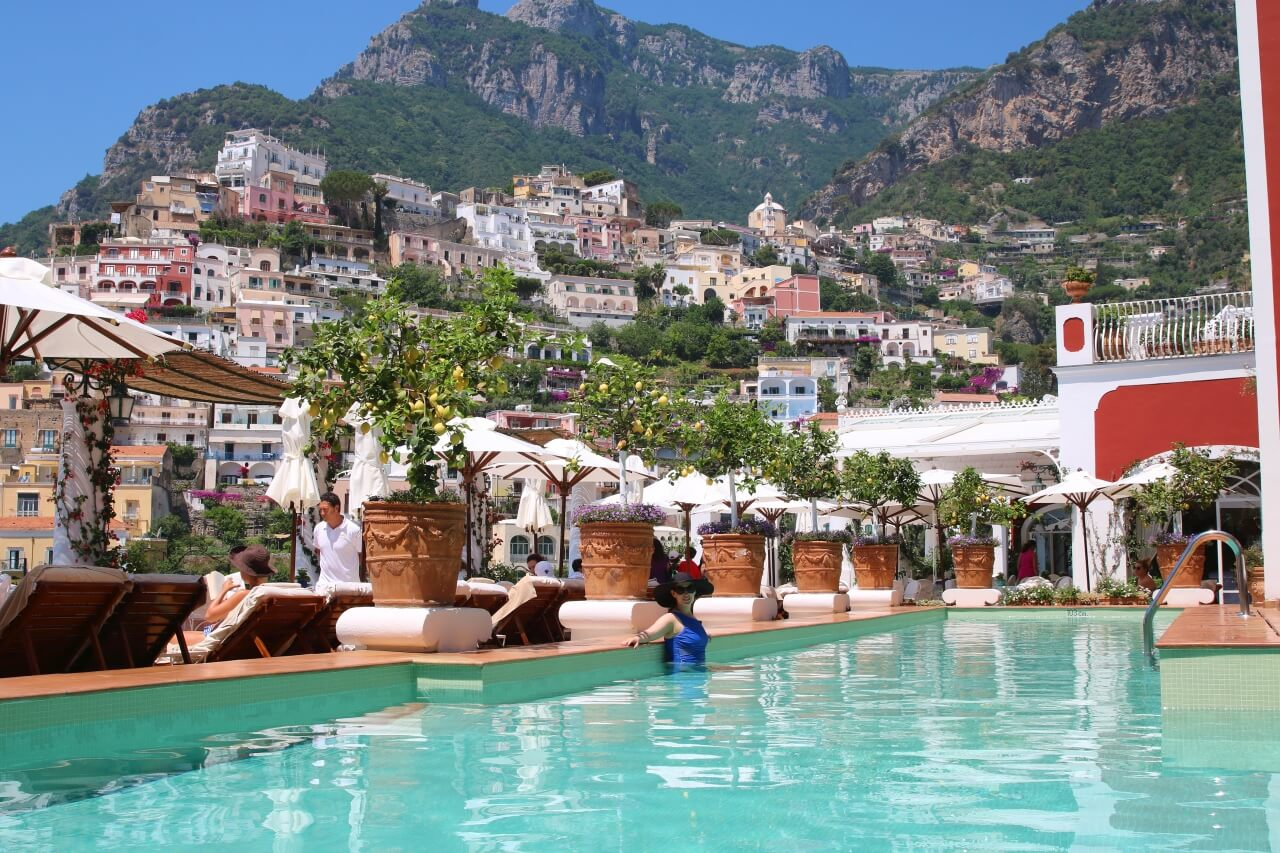 How to stay for free at Amalfi Coast resort Le Sirenuse