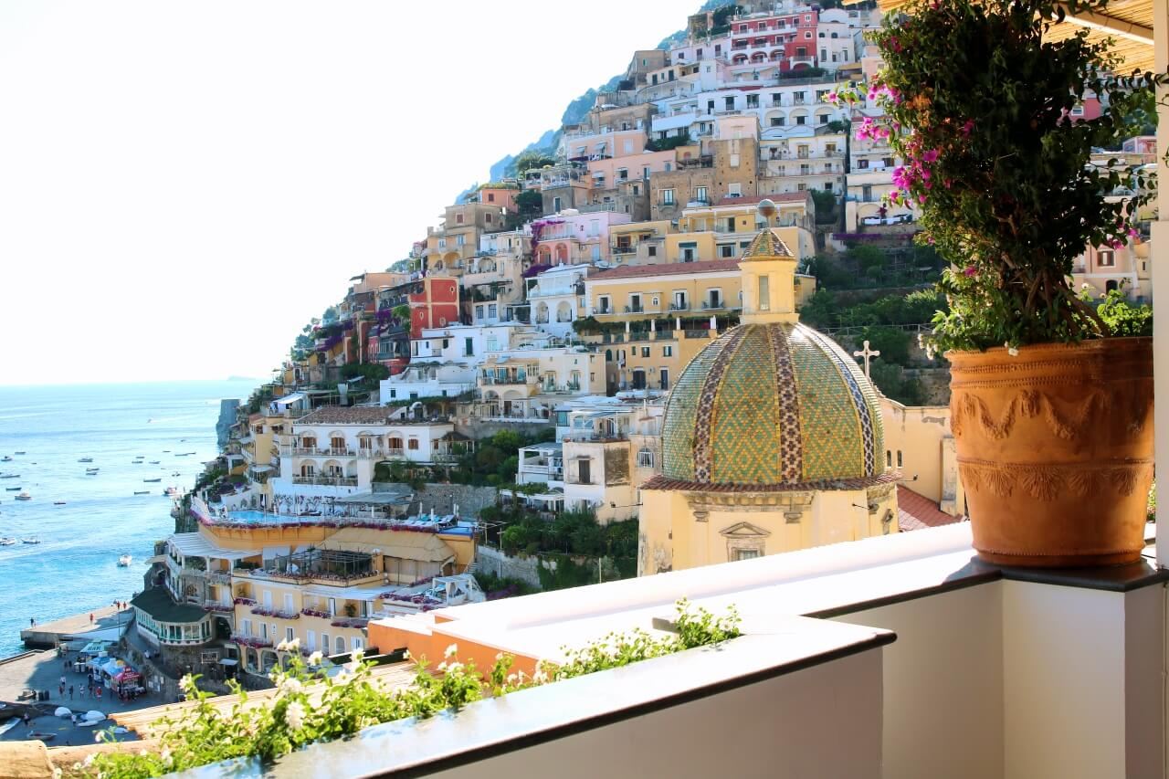 Stay at Le Sirenuse for free, hotels positano italy 5 star