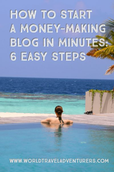 How To Start A Money-Making Blog in 6 Easy Steps