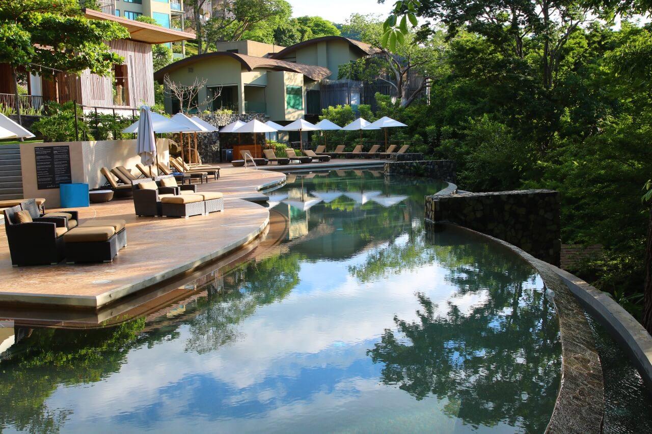 Andaz resort Costa Rica romantic getaway