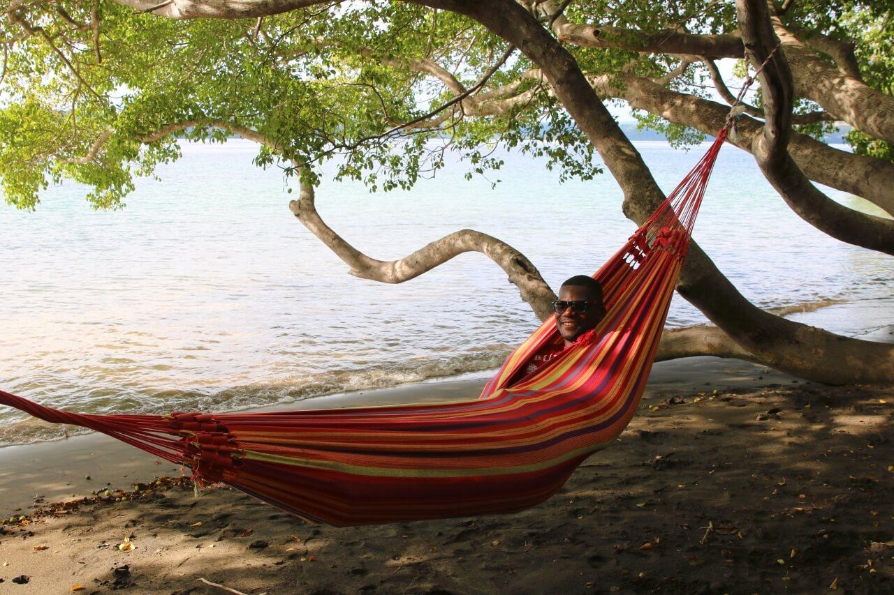 Beach Costa Rica hammock Andaz Peninsula Papagayo Resort