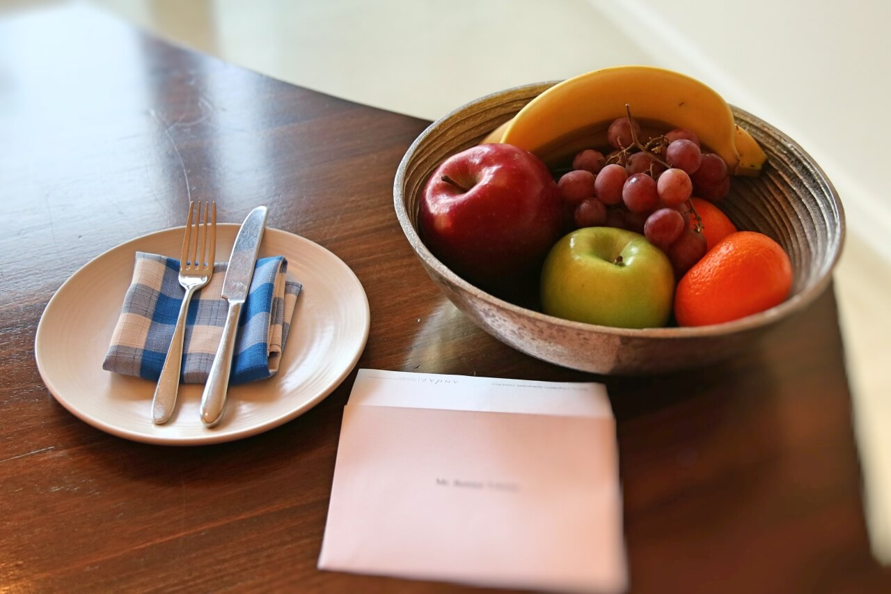 Andaz Costa Rica Welcome Gift
