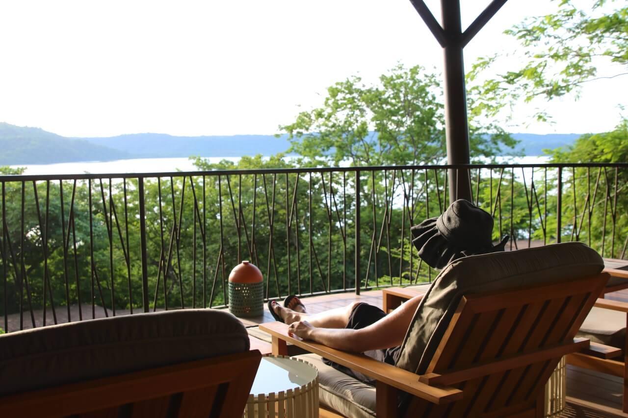 View of Culebra Bay at Andaz Peninsula Papagayo Resort