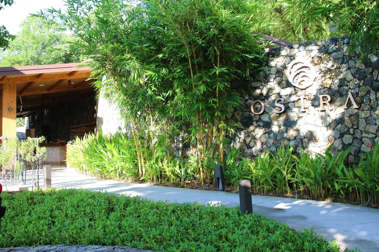 Andaz Peninsula Papagayo Resort Ostra Restaurant