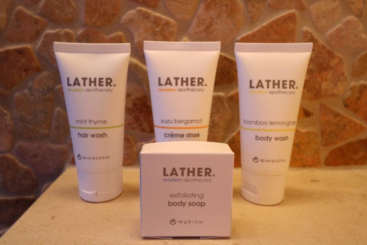 Andaz Costa Rica bath products