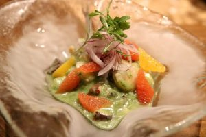 Review of Andaz Papagayo Restaurants