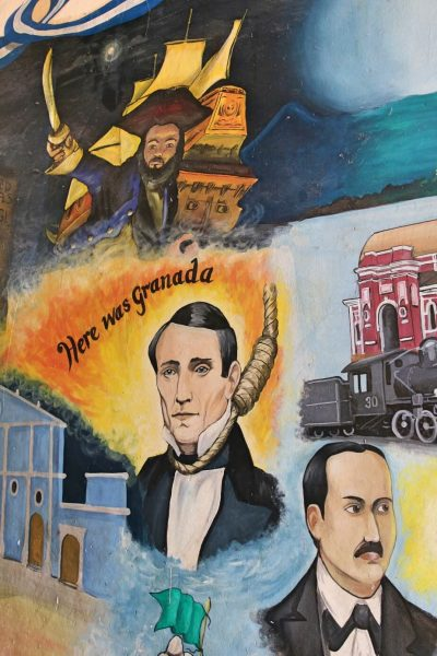 Granada Nicaragua history