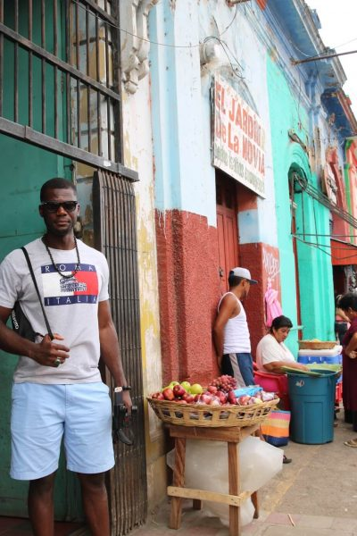 Mercado Municipal Granada Nicaragua