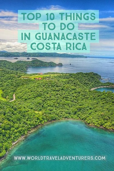 Top 10 Costa Rica Pacific Coast & Guanacaste Things to Do