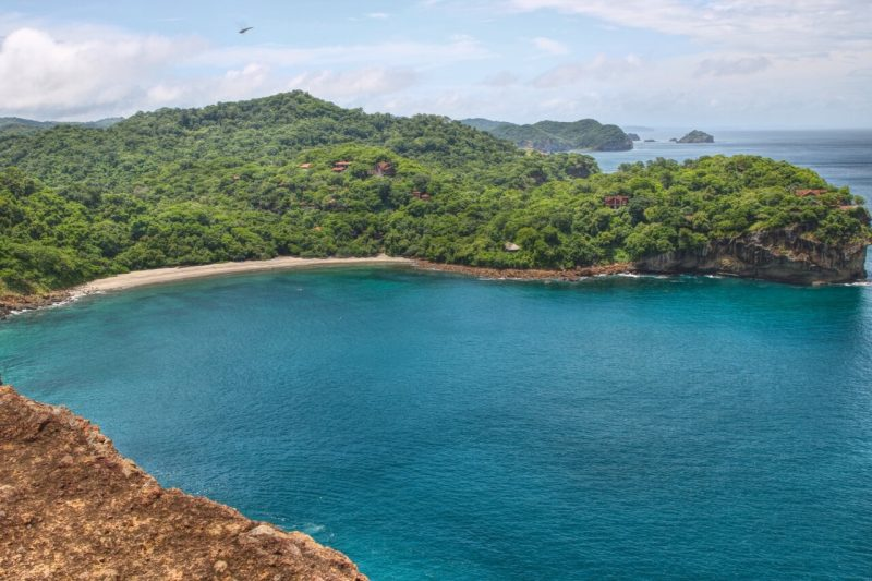 View from hiking in Nicaragua