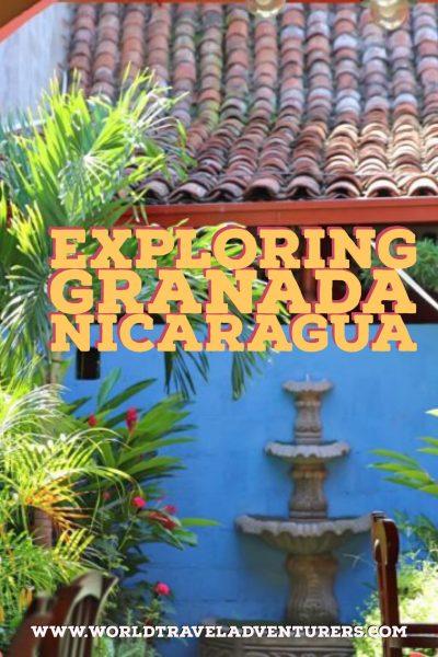 Instagram-worthy Granada Nicaragua Photos