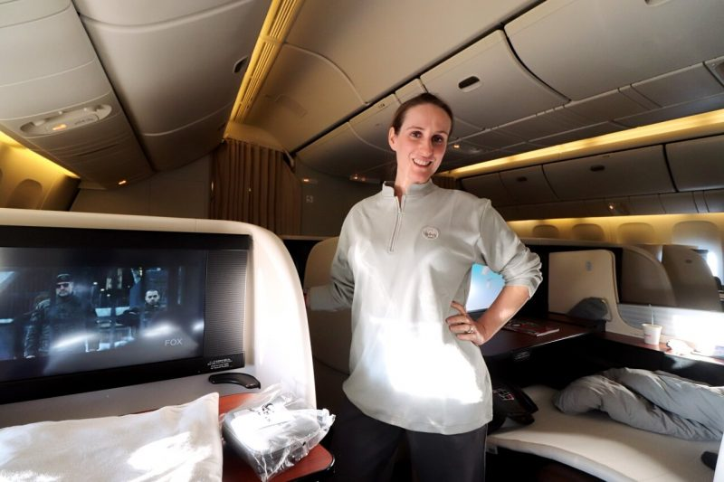 1st class images from JAL
